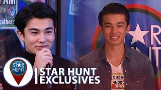 Team LAYF watches Andre's Star Hunt audition for the first time | Star Hunt Live Corner