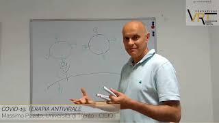 COVID-19, Terapia Antivirale _ 1 mese di lavoro del prof. Pizzato