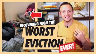 THE WORST EVICTION EVER | The Aftermath and Cleanup | Real Estate Investing