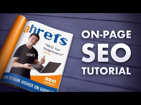 On Page SEO Checklist for Higher Google Rankings