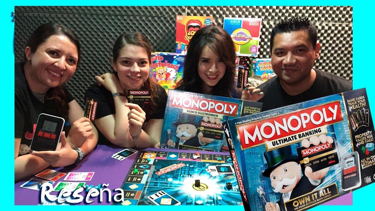 Monopoly Banco Electronico Juegos Juguetes Y Coleccionables