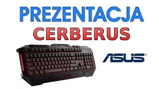 Unboxing Klawiatury Asus Cerberus - HardPC TV #102