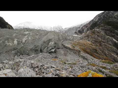 "eScapes TV - Beagle Channel Pia Glacier relaxation video - featuring Boney James' ""Hypnotic"""