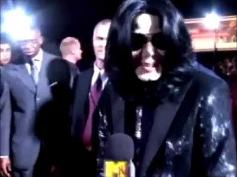 MTV - Michael Jackson Interview 2006 (World Music Awards) (SD)