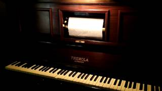 1928 Themola London Pianola - The Man On The Flying Trapeze