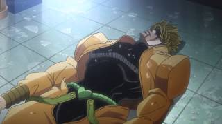 jojos dios fetch my leg from over there hd
