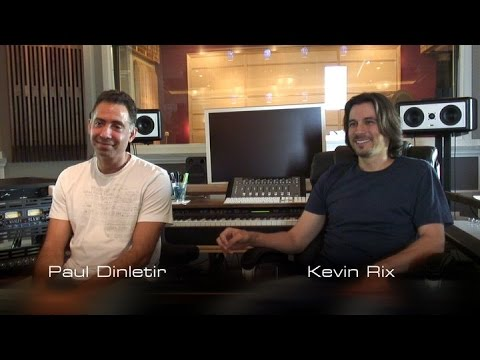 Interview with audiomachine (Part 1) (HD)