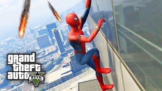 EXTREME SPIDER-MAN GTA 5 MOD !