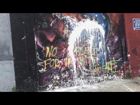 מלאך המוות עטוף במגן דוד: אנטישמיות במרכז לוס-אנג'לס
