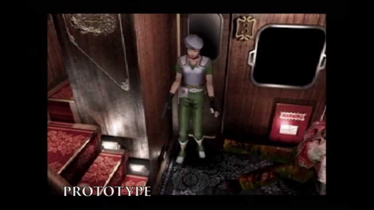 Video: Capcom Shares Footage of Resident Evil 0 N64 Prototype