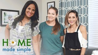 First Look: Military Master, Bedroom Camp | Home Made Simple | Oprah Winfrey Network