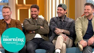 Boyzone Explain Why After 25 Years They're Calling Time on the Band | This Morning