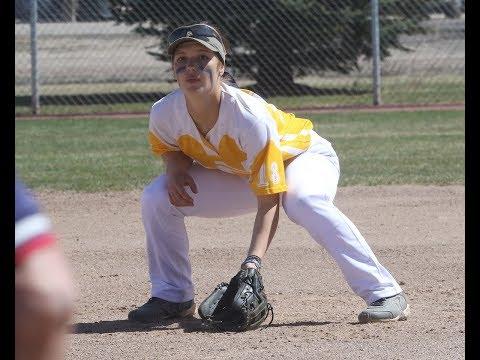 WNCC and Lamar Softball