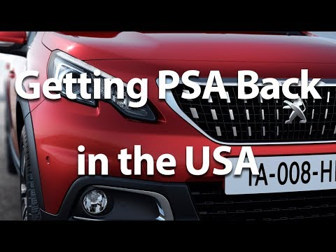 Getting PSA Back In The USA - Autoline This Week 2220