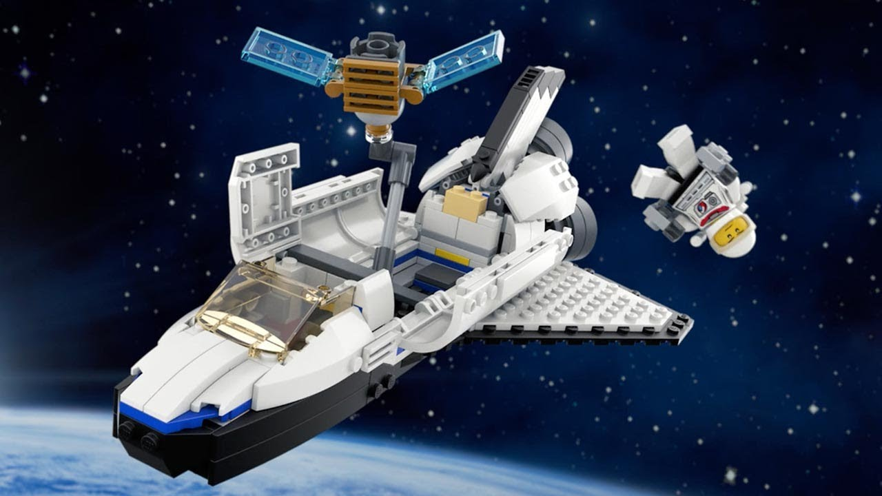 lego space shuttle bauplan - photo #21