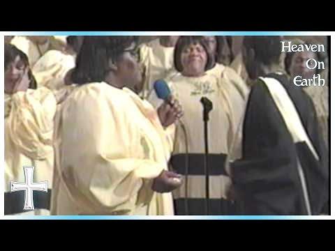 Just Like That - Rev. Ernest Davis, Jr. & the Wilmington/Chester Mass Choir
