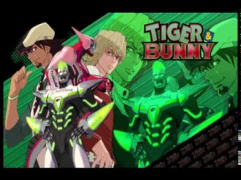 「TIGER&BUNNY」 OST - March of Ouroboros