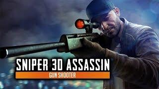 Sniper 3D Gun Shooter: Free Fun Shooting Games Android Gameplay