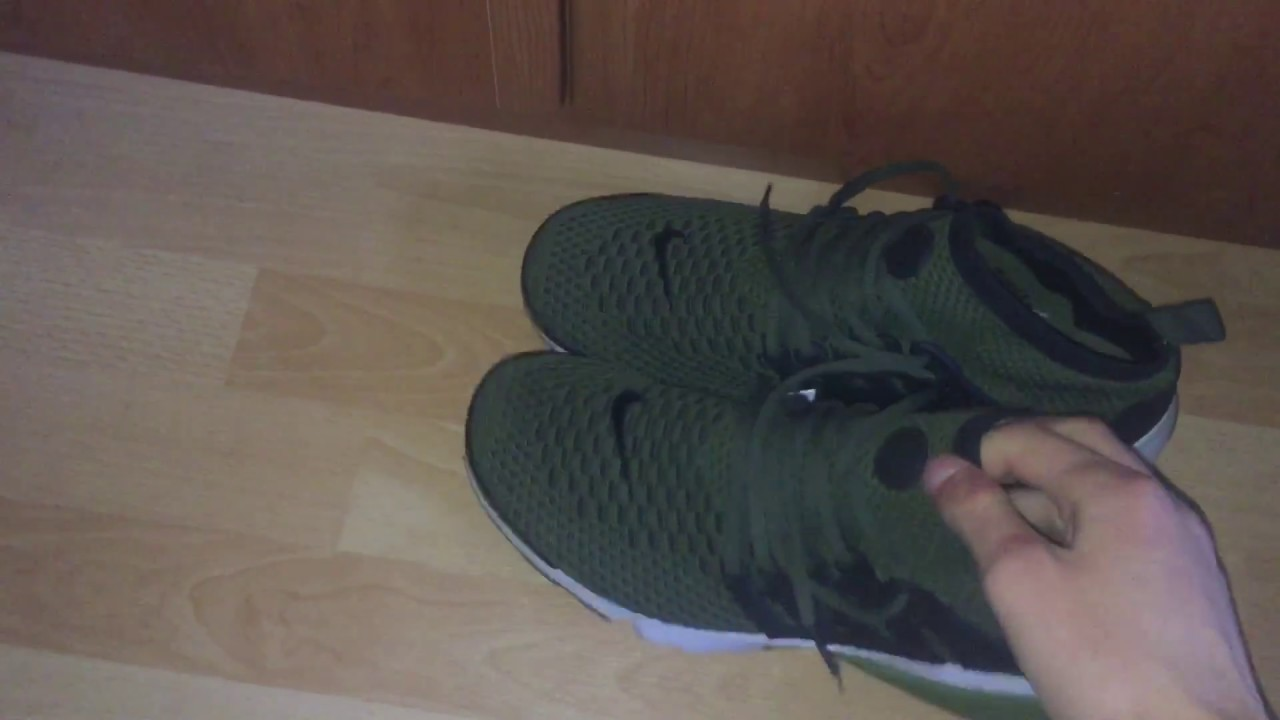 Review Fake Air Presto Ultra Flyknit