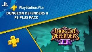 PlayStation Plus - Dungeon Defenders II PS Plus Pack | PS4