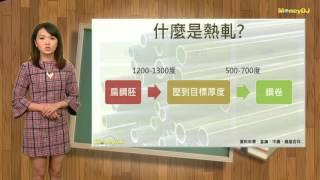 【財經知識庫】熱軋、冷軋工序介紹
