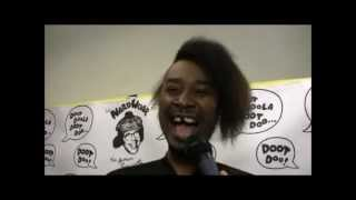 Danny Brown laughing (from Nardwuar interview)