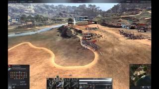 Total War Arena (32)  Варвары и сучка. (Beta)