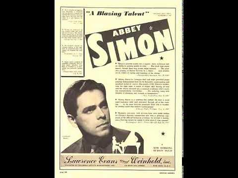 Abbey Simon 1948 live Liszt Concerto No. 1