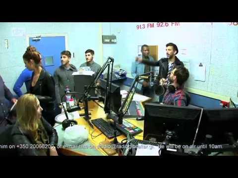 Paul's 24 hour Radio Gibraltar Challenge