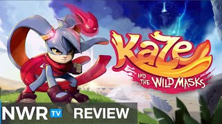 Kaze and the Wild Masks (Switch) Review (Video Game Video Review)