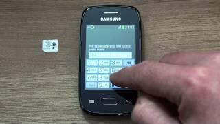 Samsung Galaxy Pocket neo GT S5310 dekodiranje pomoću koda