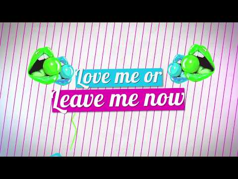 Teenear - Love Me Or Leave Me (Lyric Video) ft. Fetty Wap