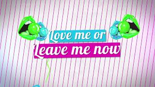 teenear love me or leave me lyric video ft fetty wap