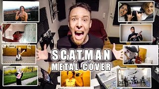 Scatman (metal cover by Leo Moracchioli)
