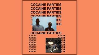 Kanye West, Kendrick Lamar, Freddie Gibbs, Madlib - No More Cocaine Parties in LA (Extended Remix)