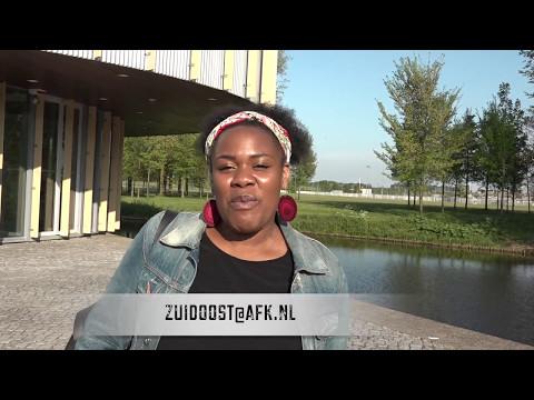 Ik ben Pearl Boamah van AFK