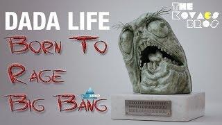 Dada Life Vs. Two Loud - Born To Rage Big Bang (The Kovacs Brothers Mashup Remix Edit)