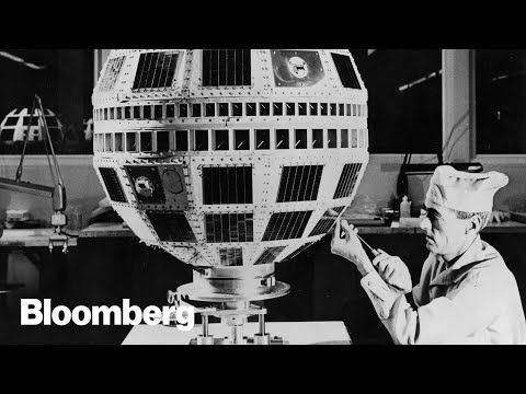The Satellite That United the World