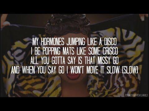 Missy Elliott - Sock It 2 Me (feat. Da Brat) [Lyrics - Video]