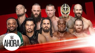 RAW post Extreme Rules: WWE Ahora, Julio 15, 2019