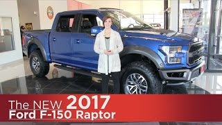 New 2017 Ford F-150 Raptor - Elk River, Coon Rapids, Minneapolis, St Paul, St Cloud, MN Review