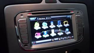 Loja Insanos Dub - Central Multimídia para o Ford Focus - Modelos até 2012