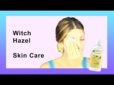 Witch Hazel Skin Care
