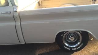 1965 Chevrolet C-10 Short bed