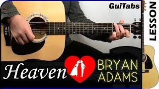 How To Play Heaven Bryan Adams Guitar Tutorial.mp3