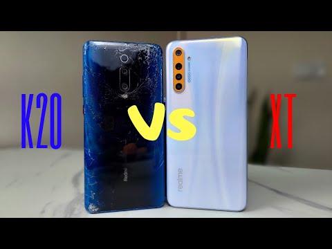 Redmi K20 Vs Realme XT Comparison | Camera | Speed Test | Battery | Durability | Hindi