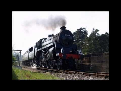 BLUE RAILROAD TRAIN    DOC WATSON