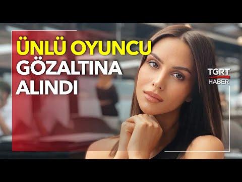 Ünlü Oyuncu Ayşegül Çınar ve Sevgilisinin Olaylı Gecesi!