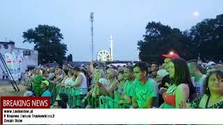 V Krajowe Święto Truskawki w Buczku, zespół Dejw