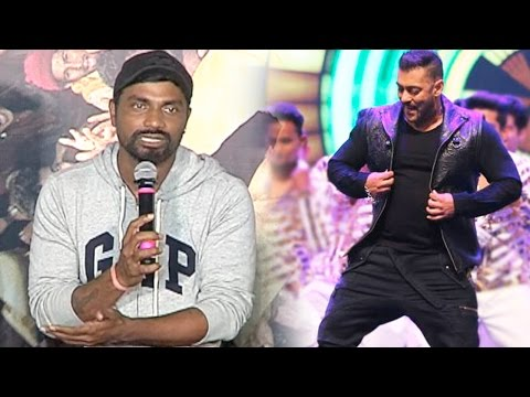 Remo D'souza Reveals The Salman Khan's Signature Dance Step From Tubelight Movie